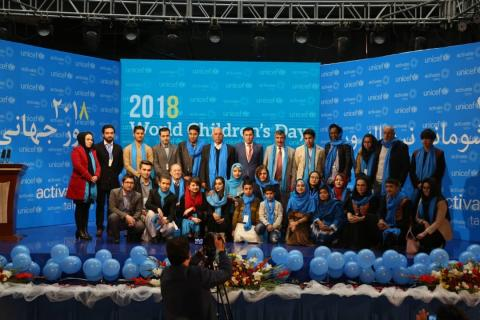 WCD2018 celebration in Afghanistan