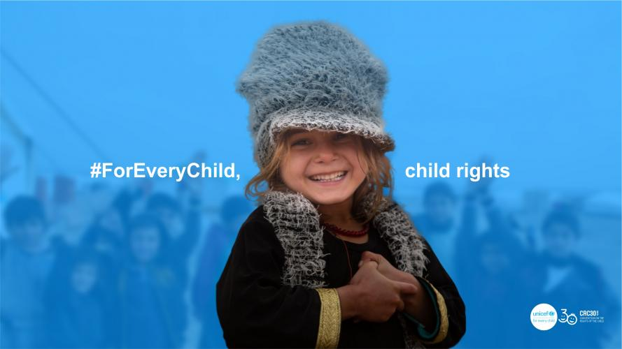 For every child, child rights