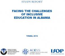 Facing the challenges of inclusive education in Albania