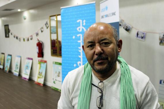 Abdelkrim Ben Amar : l'altruiste