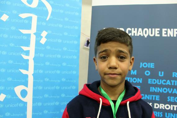 Khireddine 12 ans : l'entrepreneur