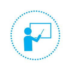 UNICEF icon for training