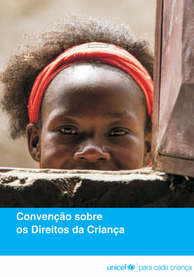 Convention on the Rights of the Child cover of Angolan version