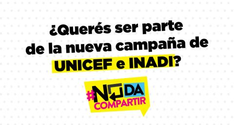 Convocatoria #NoDaCompartir
