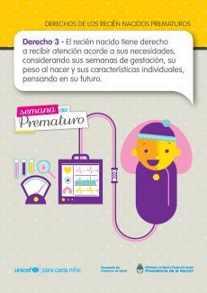 Derechos de los recién nacidos prematuros: Derecho 3 | UNICEF