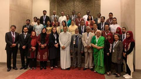 PARLIAMENTARIANS FROM BANGLADESH AND ACROSS SOUTH ASIA