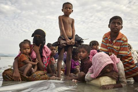 Rohingya emergency