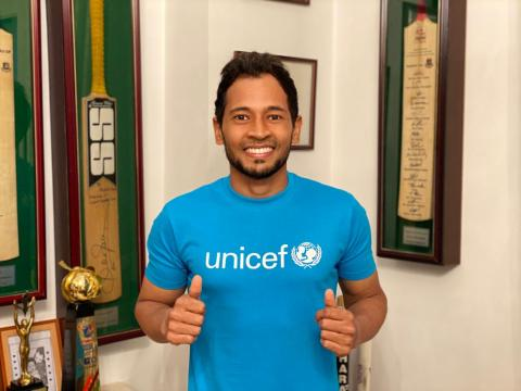 Cricket star Mushfiqur Rahim