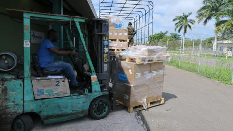 Health-supplies-Belize