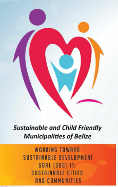 Sustainable and child friendly municipalities of Belize cover