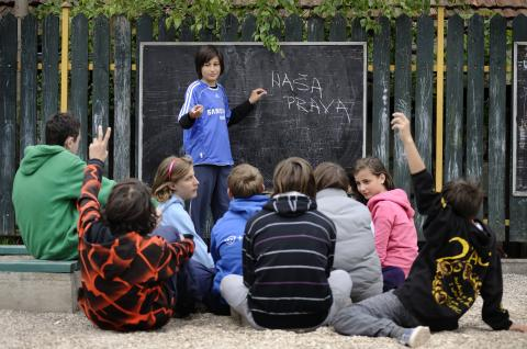 Children's Equitable Access to Justice in Bosnia and Herzegovina, j4c