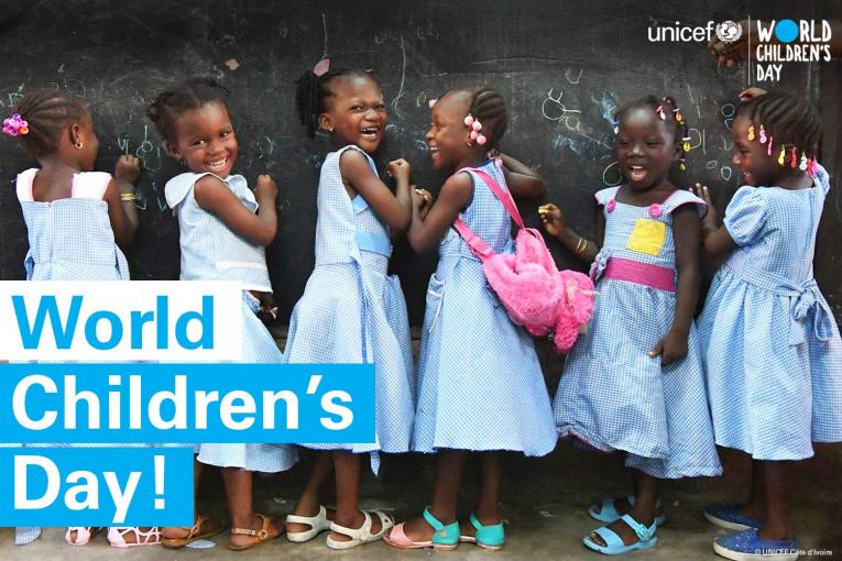 World Children's Day photo