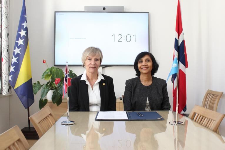 UNICEF and Norway: Partnership for Education for the New Age