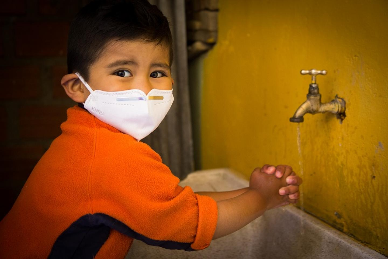 La Embajada de Suecia en Bolivia y UNICEF unen esfuerzos para la respuesta  ante la pandemia del COVID-19 en cinco municipios