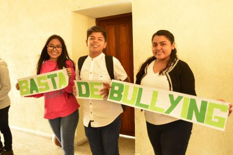 Bolivia, bullying, acoso escolar