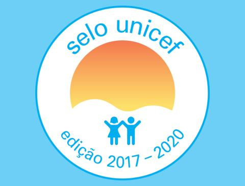 logo do selo unicef