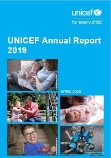 UNICEF Annual report 2019
