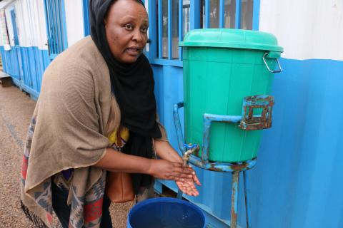 Handwashing is key to stopping various infectious diseases
