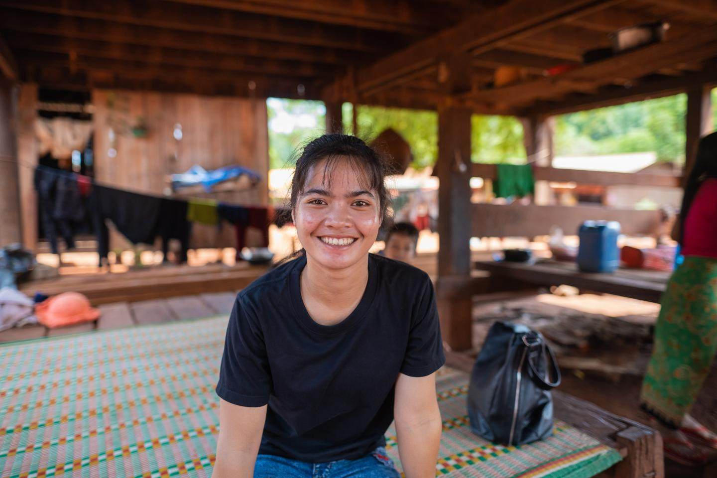 A girl's dream for her community | UNICEF Cambodia