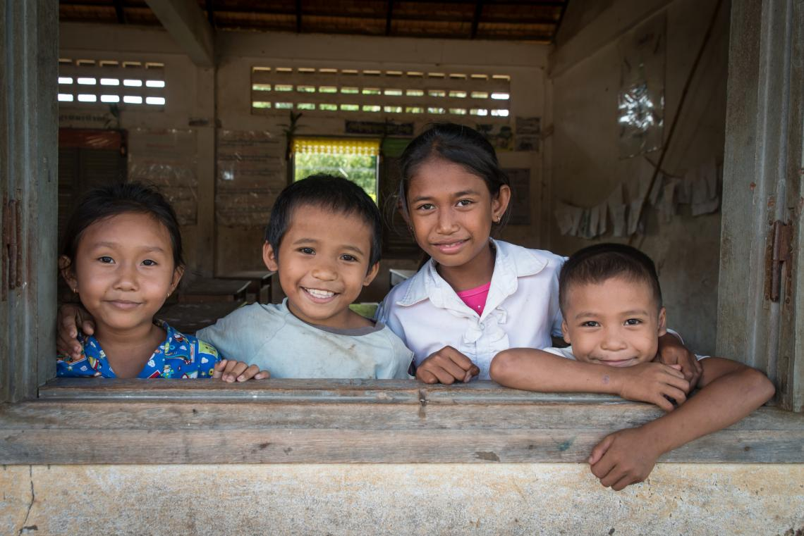 Education's challenge in Cambodia