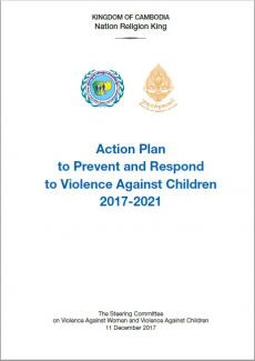 Action Plan to end VAC Cover