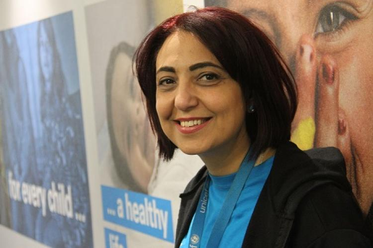Manal Tahtamouni, Chief of Health and Nutrition
