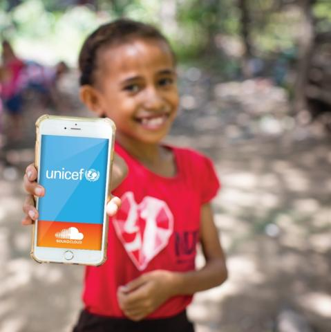 SoundCloud UNICEF Coloombia