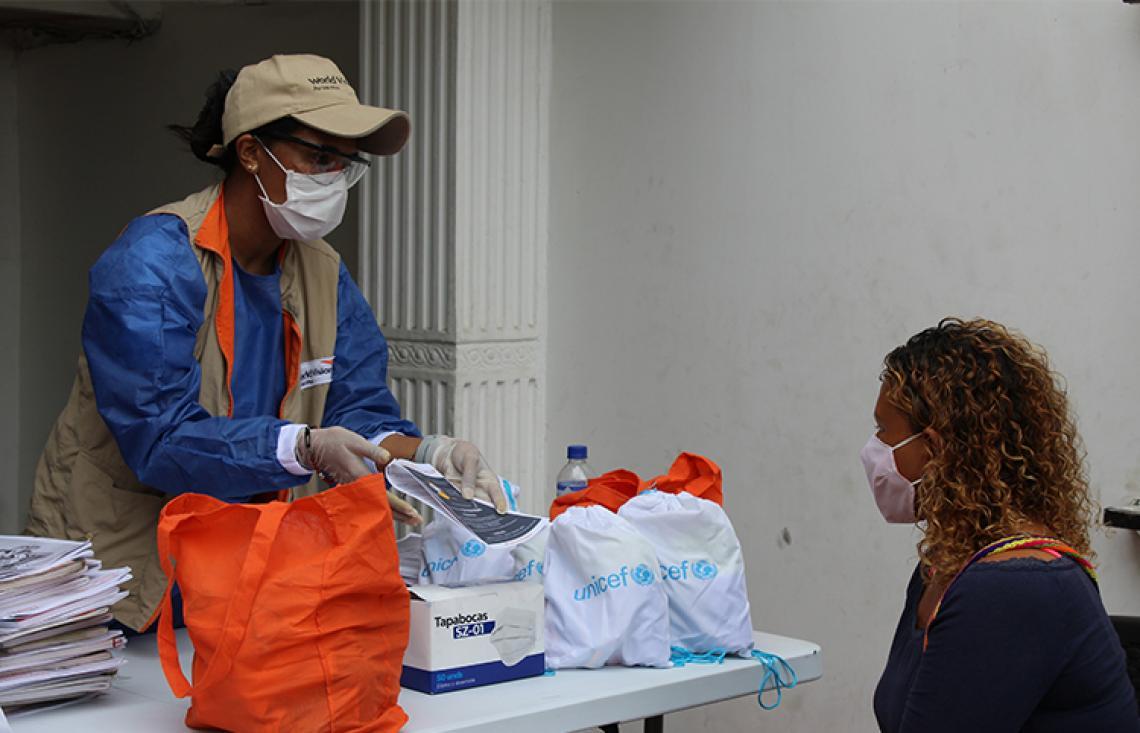 Kits higiene La Guajira