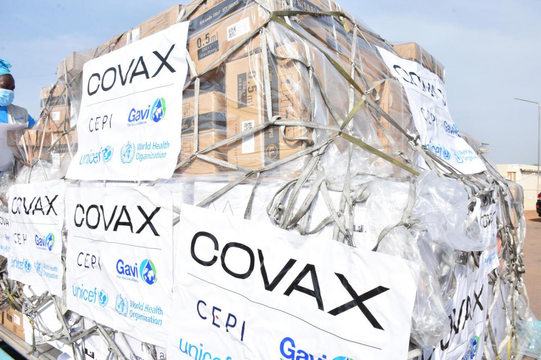 Costa Rica recibe las primeras vacunas COVID-19 a través del Mecanismo COVAX