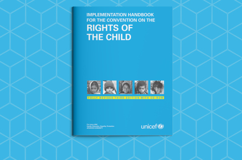Implementation Handbook for the Convention on the Rights of the Child - COVER