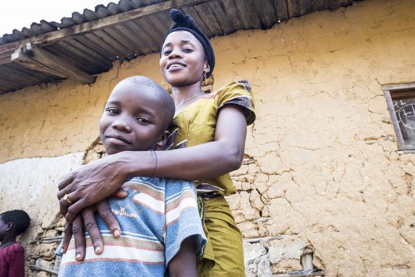 Dating Woman RDC