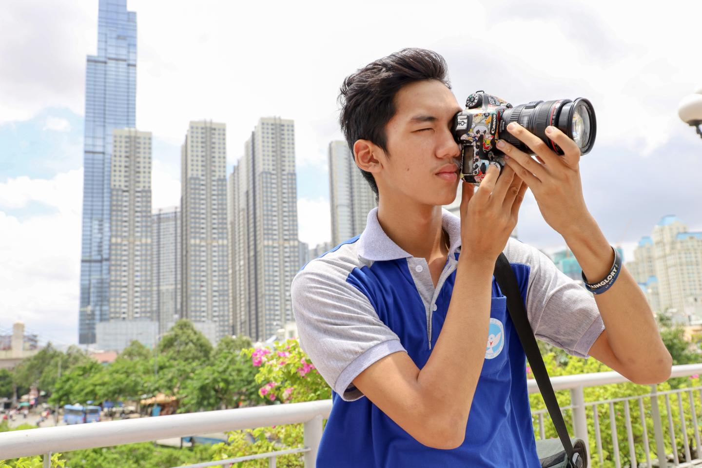 Through my eyes: Ho Chi Minh City, Viet Nam | UNICEF East Asia and Pacific