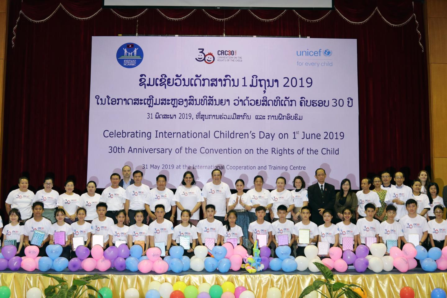 Children and young people in Laos share their vision for 2030   UNICEF East Asia and Pacific