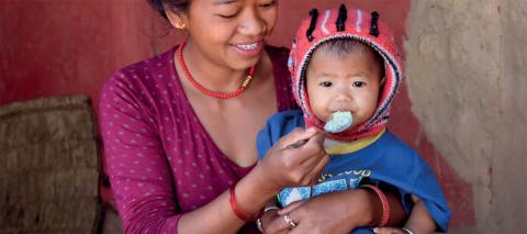 Improving Policies, Programmes, and Partnerships for Maternal and Child Nutrition in Asia