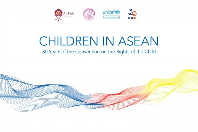 children in asean