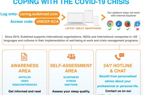 Virtual Mental Health And Psychosocial Sessions Offering Support Across The Eastern Caribbean Unicef Eastern Caribbean