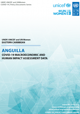 Human economic impact Anguilla cover