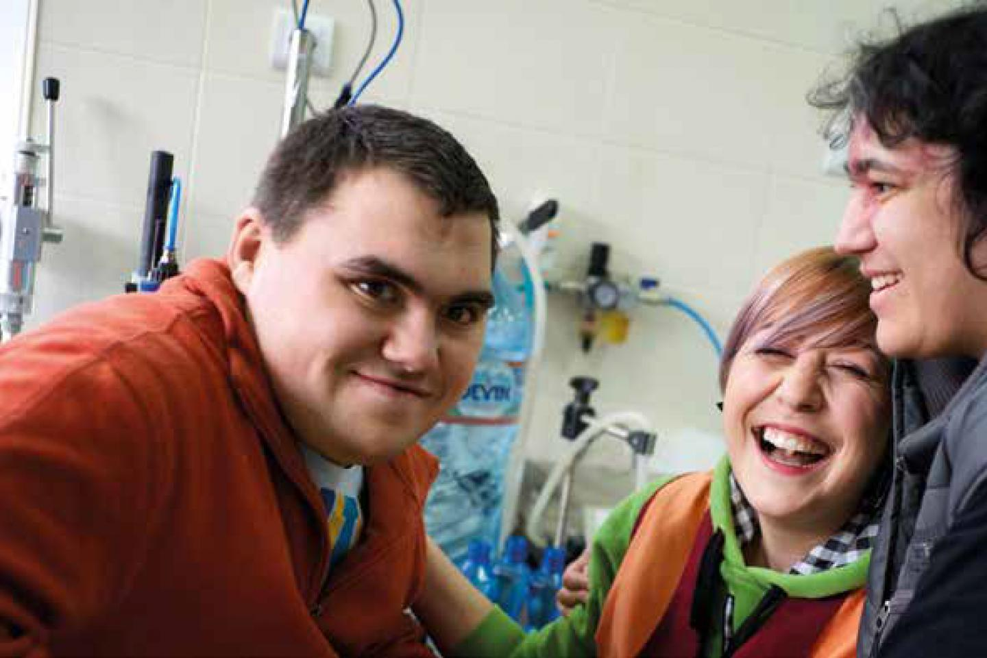 Children With Disabilities Continue To >> In Focus Access To Justice For Children Unicef Europe And Central
