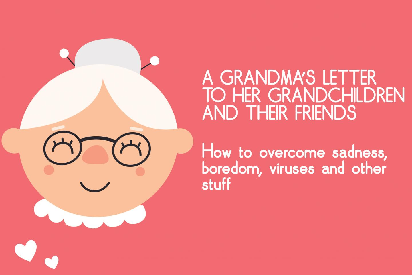 Let Me Post Your Letters Granny