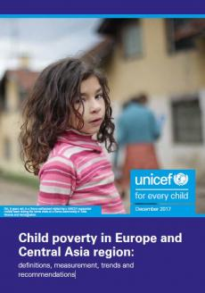 Child Poverty Report cover