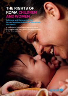 Rights of Roma Children and Women report cover