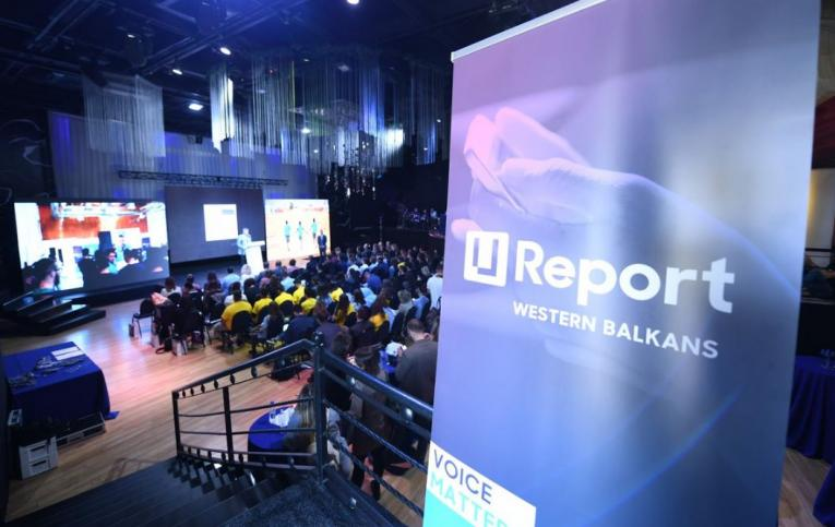 Sub-regional U-Report launch.