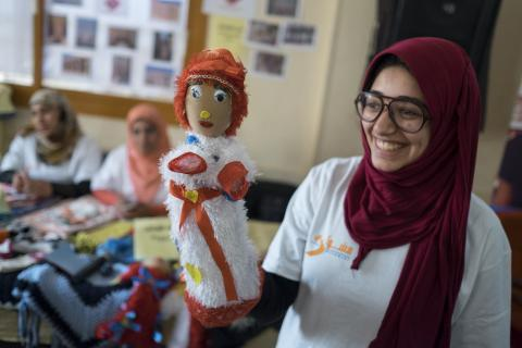 Adolescent development in Egypt