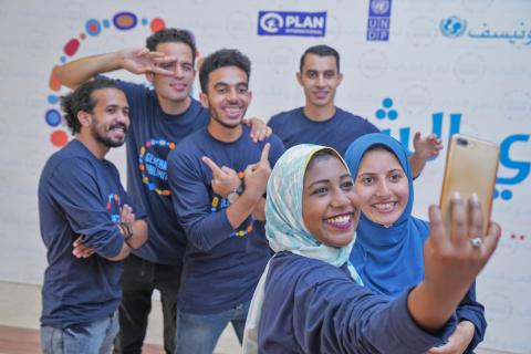 Finalists of The Youth Challenge are offering an innovation for their local community