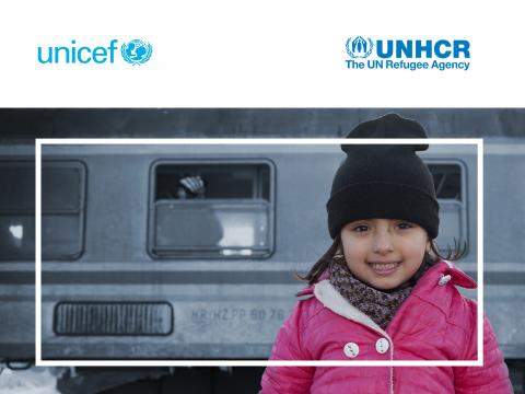 Winterization assistance to unaccompanied and separated children