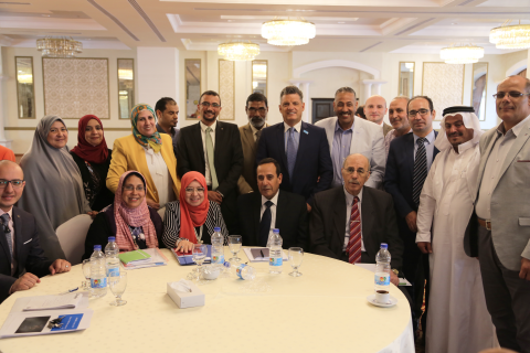 Ismailia Hosts the First Coordination Committee on North Sinai