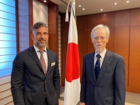 Japan contributes nearly $1.6 million to UNICEF's COVID-19 response in Egypt