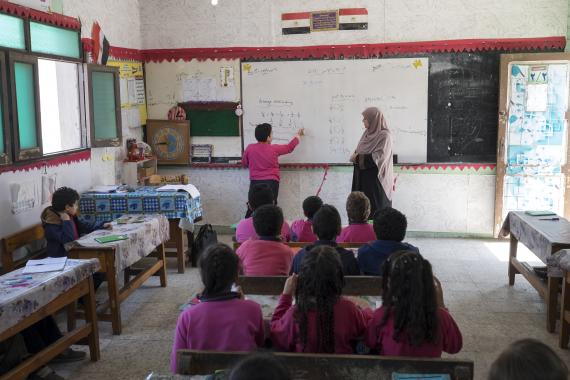 Life Skills and Citizenship Education in Egypt