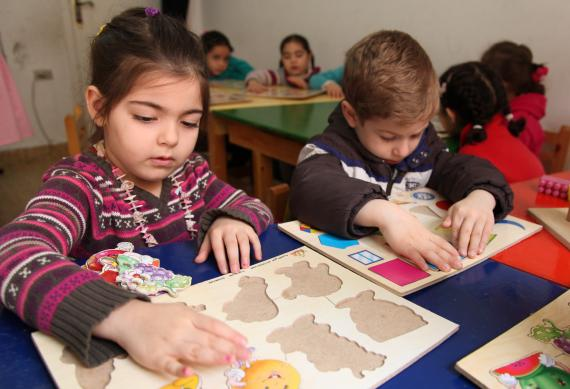 Education in Egypt for Refugees