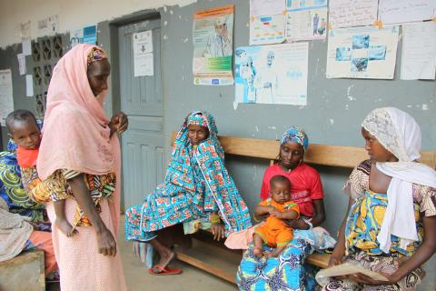 Garga Sarali integrated center in Cameroon supports parents with the birth registration process